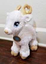 Build-A-Bear Gold Glisten Reindeer plush with Light Up Antlers - $13.54