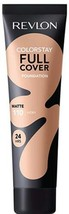 Revlon Colorstay Full Cover Foundation Matte - 110 Ivory  - $7.29