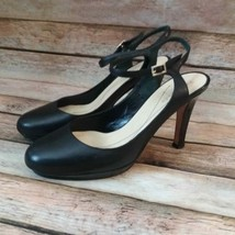 Kate Spade Ankle Strap Leather Heels 6B - $34.65