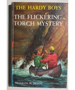HARDY BOYS Flickering Torch Mystery Franklin W Dixon (c 1943 Grosset & D... - $12.86
