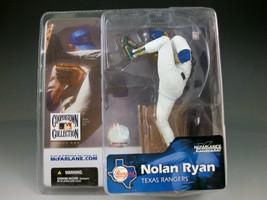 Nolan Ryan McFarlane Toys Cooperstown Collection Series One Texas Rangers - $25.00