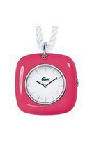 Lacoste Sportswear Collection Pop Charm White Dial Women's watch #2... SHIPSFREE - $94.90