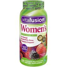 Women's Multivitamin Gummy Vitamins A, C, D - 220 ct Berry Gummies Glute... - $24.99