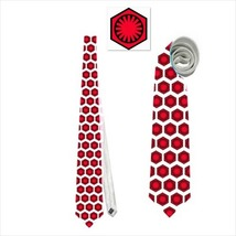 necktie star wars jedi first order neck tie - $22.00