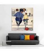 Wall Poster Art Giant Picture Print The Runaway 0268PB - $17.99