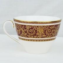 Vintage 60s/70s Royal Doulton Buckingham Teacup Bone China Made in Engla... - $19.99