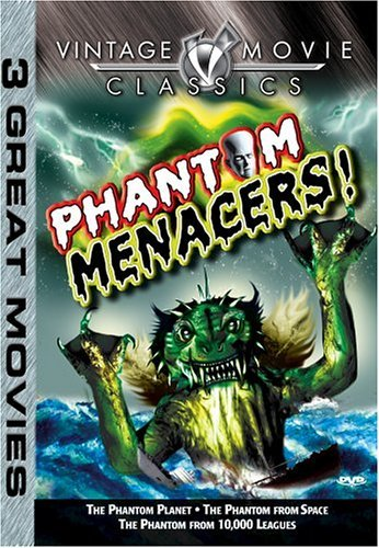 Phantom Menacers DVD
