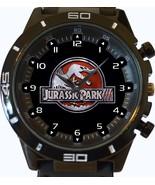 Jurassic Park New Gt Series Sports Unisex Gift Watch - £27.34 GBP