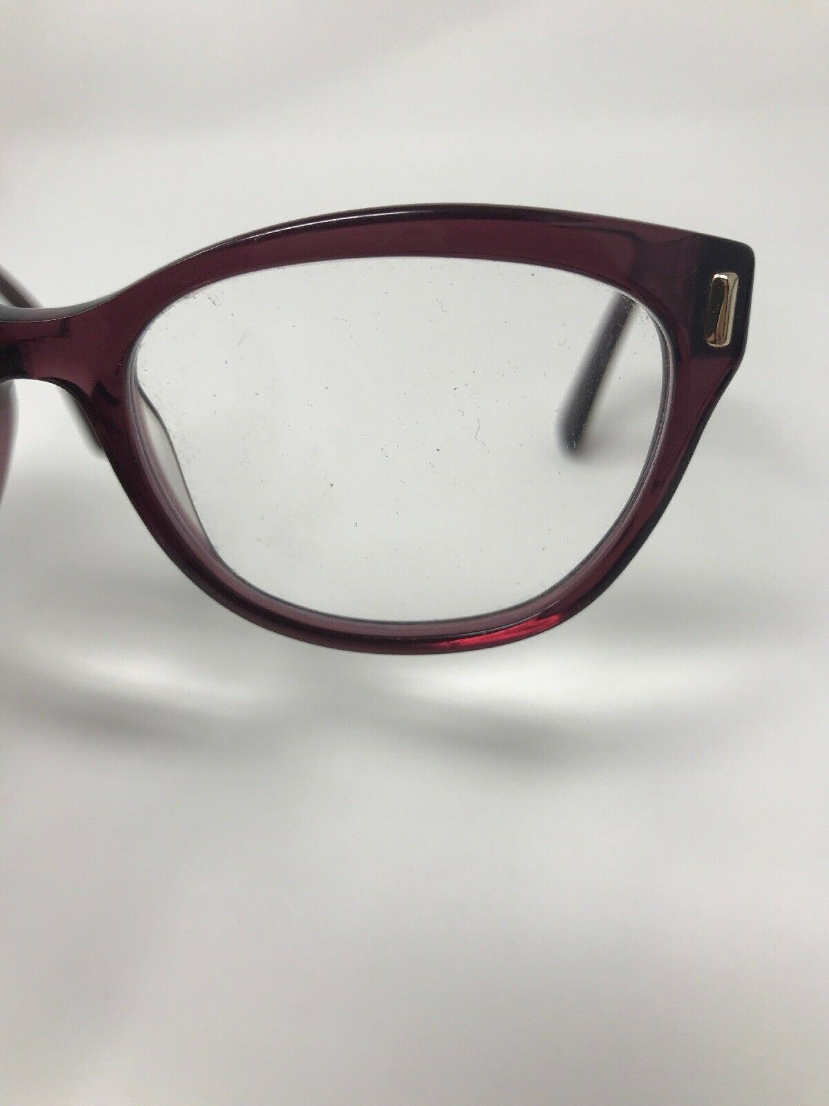CALVIN KLEIN Eyeglasses Frame CK8530 507 Collection 53-17-135 Crystal Plum S346