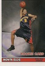 2005-06 Topps Bazooka Monta Ellis #195 Rookie - $3.00