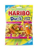 Haribo Du Os Sour Fruity Gummy Bears 200g-FREE Shipping - $7.91