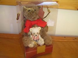 Lenox American Bears Teddy Bear 100th Anniversary Small Plush & China Tr... - $12.19
