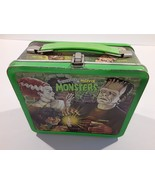 Universal Monsters Lunch Box/Thermos 1979 Aladdin - $175.00