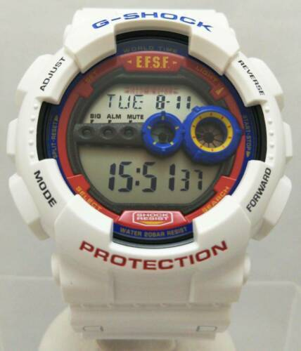 Primary image for CASIO G-SHOCK×GUNDAM Mobile Suit Gundam 35th Anniversary Wristwatch GD-100