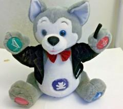 Mozart Magic Orchestra Wolfgang Interactive Plush Musical Toy - $34.65