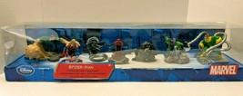 Marvel SPIDERMAN Spider-man 7 Piece Figurines Playset NEW - $59.40