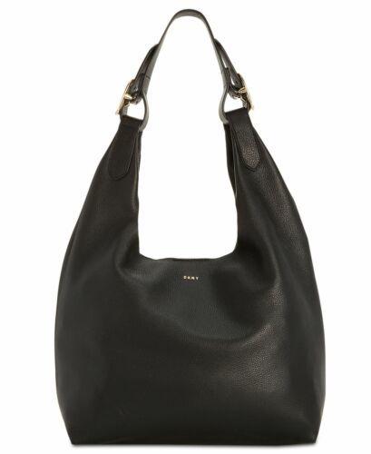 DKNY Wes Hobo  Handbag (Black, One Size)