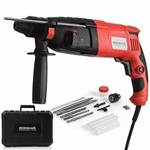 "Ironmax Professional Tools 1"" SDS-Plus Rotary Hammer, 3 Mode in 1 Electr... - $102.80"