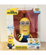 Disney Pixar Thinkway Toys Despicable Me Minion Kevin Banana eating Figure - $70.00