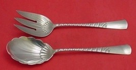 "Colonial by Gorham Sterling Silver Salad Serving Set 10 1/2"" - $359.00"