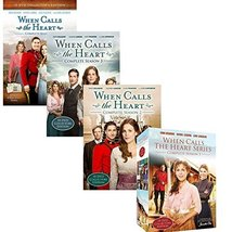When Calls the Heart Seasons 1, 2, 3, 4 Complete Set image 2
