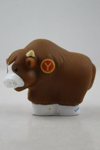 """FISHER PRICE LITTLE PEOPLE Alphabet Zoo Letter """"Y"""" Yak - $3.95"""