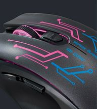 Actto GMSC-16 Gaming Mouse USB Wired 2400DPI 4000FPS image 6
