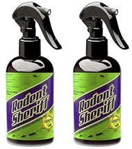 Rodent Sheriff - 2 Pack - Ultra-Pure Mint Formula That Repels Mice, Raco... - $25.28