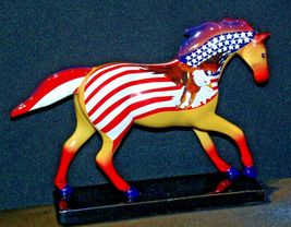 Ceramic Trail of the Painted Pony Give Me Wings #1471 Westland GiftwareAA-191998 image 3