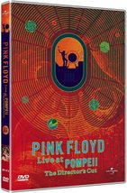 Pink Floyd Live at Pompeii 1972 Director's Cut New Top Show! DVD All Region - $24.95