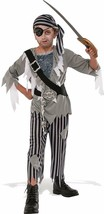 Rubie's Costume Child's Ghostly Boy Pirate Costume, Medium, Multicolor - $23.74