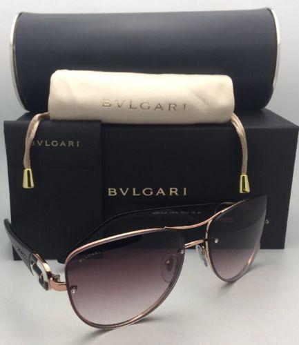 d1c63890837 New BVLGARI Sunglasses 6053-B-M 376 8D 60-16 and 25 similar items