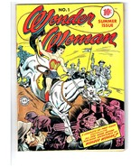 Wonder Woman 1 F/VF Appearance 1942 moderate professional restoration Offers - $22,995.00