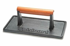 Cuisinart Cgpr-221 Cast Iron Grill Press - $22.15