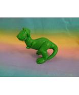 Disney Pixar Toy Story Figure Green Dinosaur Rex PVC Figure or Cake Topper - $2.55
