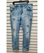 Men's American Eagle Next Level Flex Jeans, Skinny, Size 38x32 - $48.51