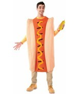 Forum Novelties Hot Dog Funny Adult Mens Womens Unisex Halloween Costume... - $24.99