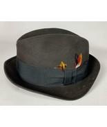 """Classic Vintage """"Triumph by Champ"""" Velour  8.5"""" Men's Hat Perma-Snap - $18.80"""