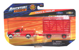 Adventure Force Bale Transport Truck & Trailer New in Package - $12.88