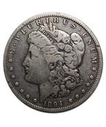 1894O MORGAN SILVER DOLLAR COIN Lot# MZ 4271 - $46.71