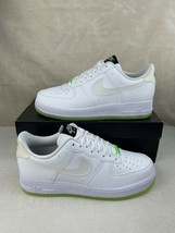 Nike Air Force 1 07 LX Have A Nike Day Glow In The Dark CT3228-100 Womens Sz 11 - $188.05