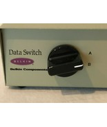 Belkin 2 Position Data Switch Device AB Computer Data Transfer Switch 25... - $9.99