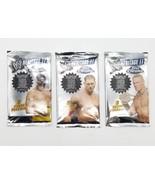 WWE Heritage II 2 Topps Chrome Wrestling Card Pack x3 2007 New Sealed Ra... - $14.50