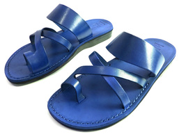 Leather Sandals for Men and Women ROMAN by SANDALIM Biblical Greek Summe... - $39.44 CAD+