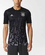 new products 6183d 441b3 Boys Adidas Germany DFB Training Football shirt top black world cup -  £15.14 GBP · Add to cart · View similar items