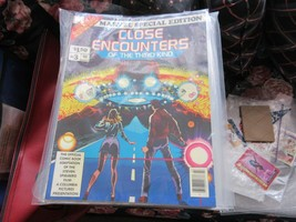 Close Encounters of The Third Kind , Marvel Special Edition , #3 , 02077 - $74.25