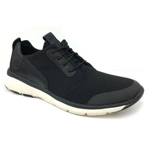 Timberland Men's Altimeter Mixed Media Oxford Black Sneakers A1NRB - $93.61 CAD