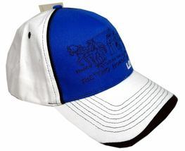 NEW LEVI'S RED TAB MEN'S PREMIUM CLASSIC COTTON BASEBALL HAT CAP BLUE ONE SIZE image 4