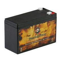 Rechargeable 12V 7.2AH Battery APC ES500 ES550 RBC110 Replaces 12V 8ah or 12V9ah - $20.48