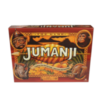 Cardinal Games Jumanji The Game Action Board Game 2018 Columbia Pictures... - $23.05